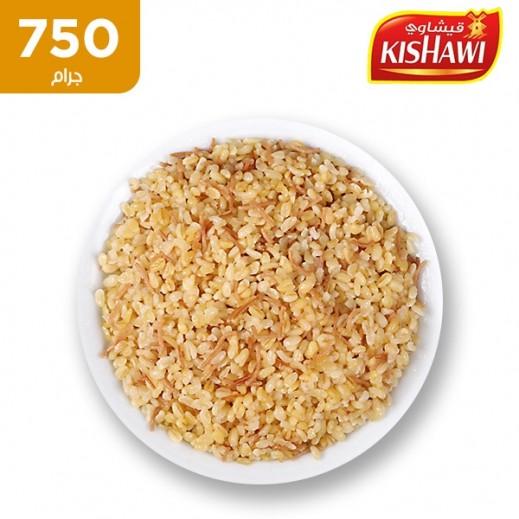 قيشاوي– جريش القمح 750 جم