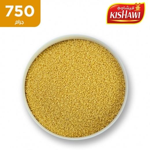 قيشاوي - برغل اصفر ناعم 750 جم