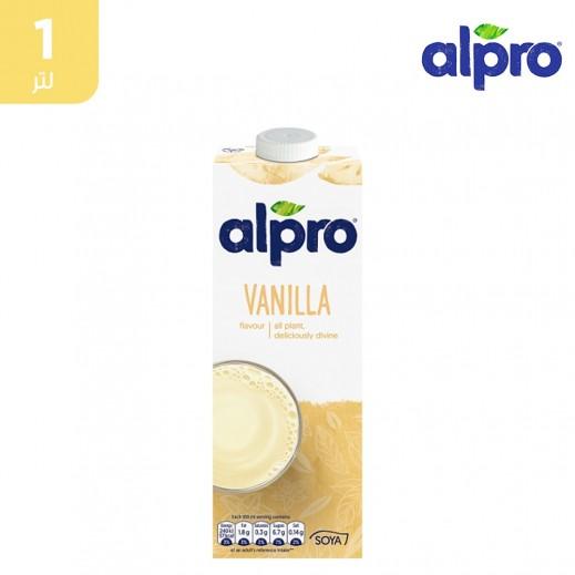 ألبرو – مشروب صويا فانيلا 1 لتر