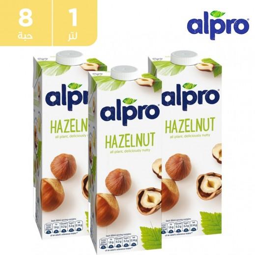 ألبرو – شراب البندق الاصلي 8 × 1 لتر