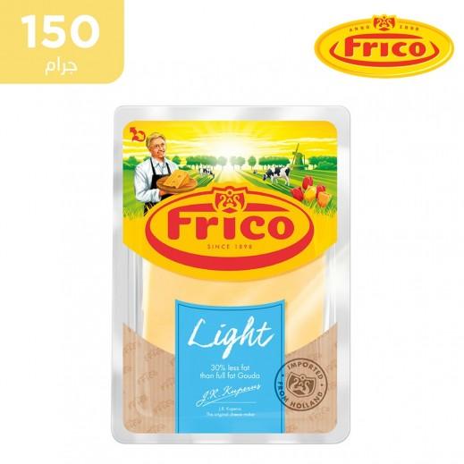 فريكو – شرائح جبنة خفيفة 150 جم