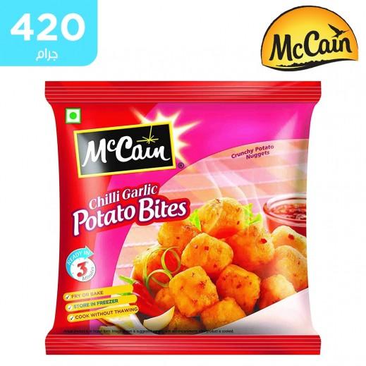 ماكين – بطاطس بايتس بالفلفل الحار والثوم 420 جم