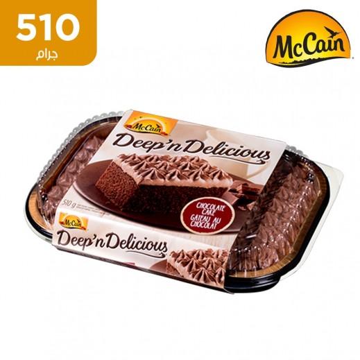 ماكين – كيكة الشوكولاته 510 جم