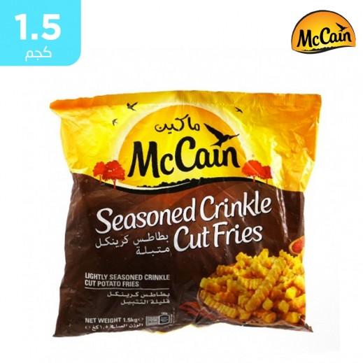 ماكين – بطاطس كرينكل متبلة 1.5 كجم
