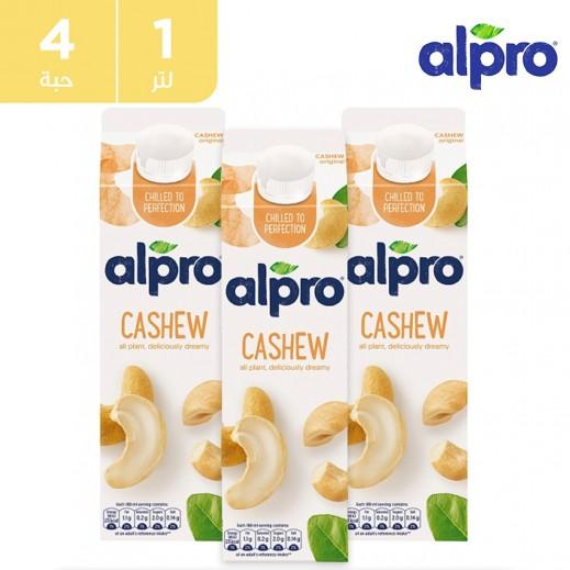 ألبرو – المشروب الأصلي بالكاجو 4 × 1 لتر