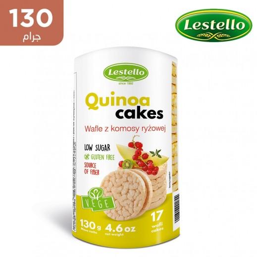 ليستلو– كعك الكينوا خالي من الغلوتين 130 جم