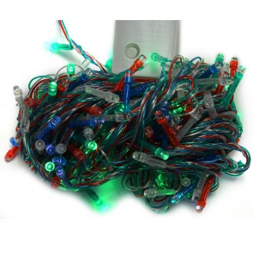 حبل إضاءة ديكورية 200 لمبة LED