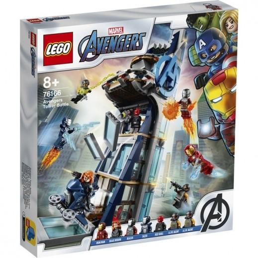 ليغو لعبة برج ملحمة الأبطال الخارقين