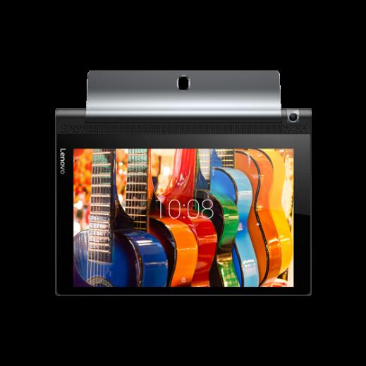لينوفو – تابلت Yoga TAB3 X50 ذاكرة 2 جيجابايت سعة تخزين 16 جيجابايت شاشة 10.1 إنش 4G أندرويد 5.1 – أسود - يتم التوصيل بواسطة EASA HUSSAIN AL YOUSIFI & SONS COMPANY