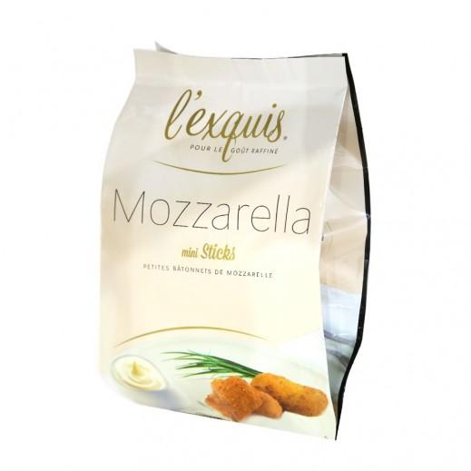 ليكسيس - أصابع جبنة موزاريلا ميني 250 جم