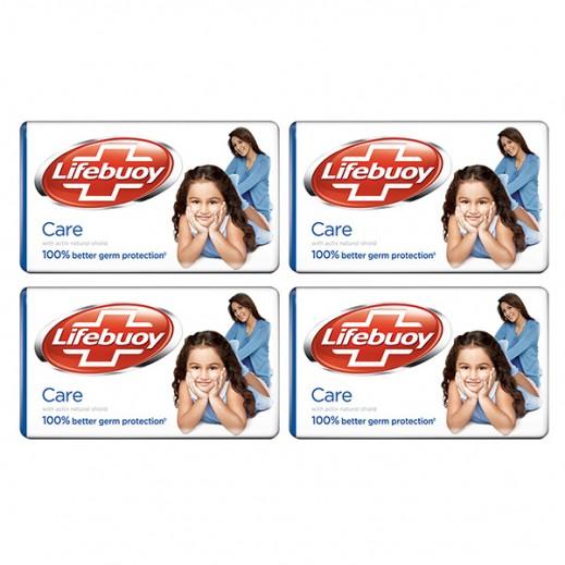 لايف بوي – صابون العناية الكاملة ( 160 جم × 4 حبة )