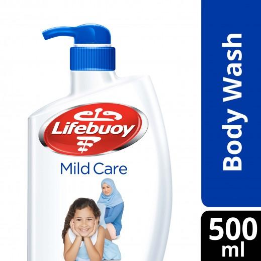 """لايفبوي - غسول الجسم """"العناية الناعمة"""" 500 مل"""