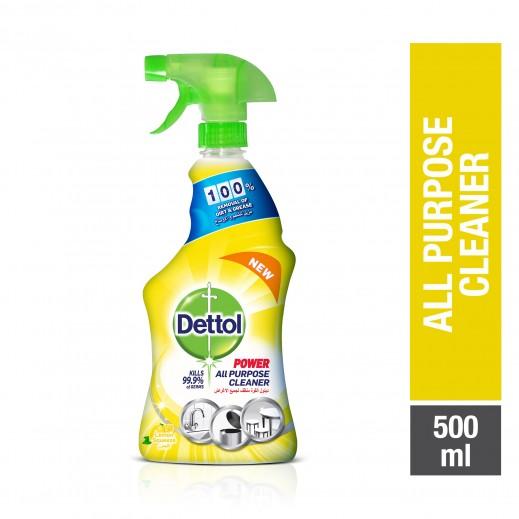 مطهر ديتول متعدد الاستخدامات لتنظيف الحمامات بزناد بخاخ إنتعاش الربيع 500 مل