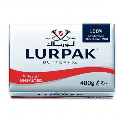 لورباك - زبدة غير مملحة 400 جم
