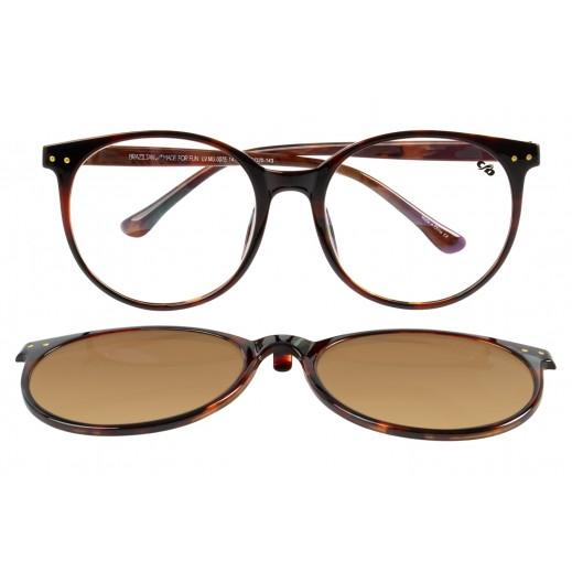 تشيلي بينز - نظارة شمسية للسيدات لون بنفسجي - يتم التوصيل بواسطة F3 Sunglasses