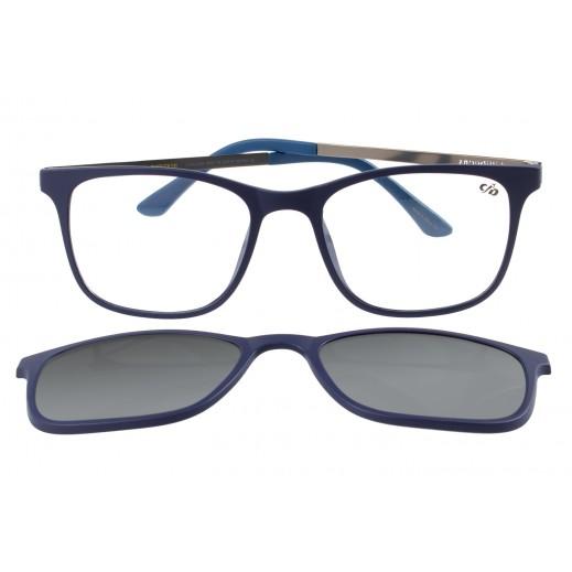 تشيلي بينز - نظارة شمسية للرجال مع عدسات قابلة للتبديل - أسود / أخضر  - يتم التوصيل بواسطة F3 Sunglasses