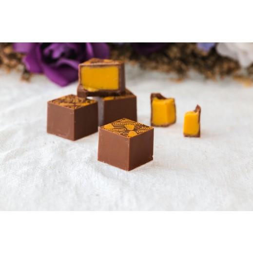 شوكولاته بالمانجو 0.5 كجم - يتم التوصيل بواسطة Kakawna