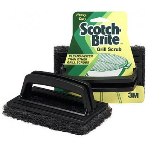 سكوتش برايت – ليفة تنظيف الأفران