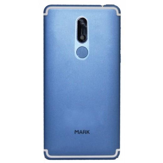 مارك – هاتف ذكي مارك 5 ذاكرة تخزين 16 جيجابايت – أزرق