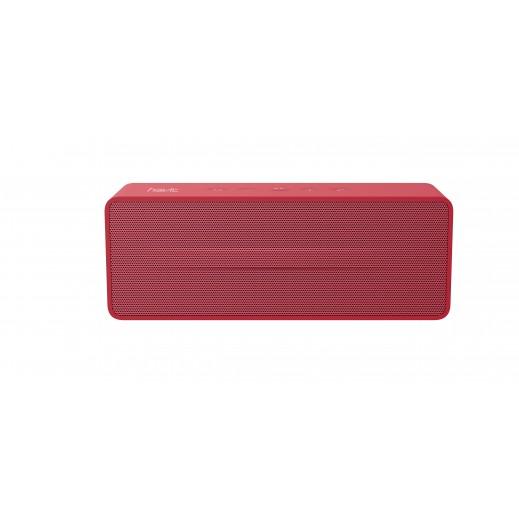 هافيت - سماعة بلوتوثM67 - احمر