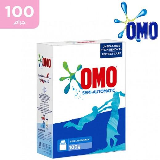 أومو - مسحوق غسيل أكتيف 100 جم