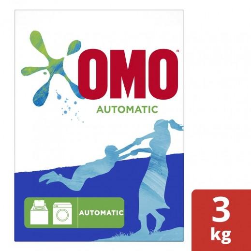 أومو - مسحوق غسيل أكتيف أوتو 3 كجم