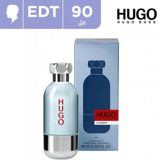 هوغو بوس – عطر إليمنت للرجال – 90 مل
