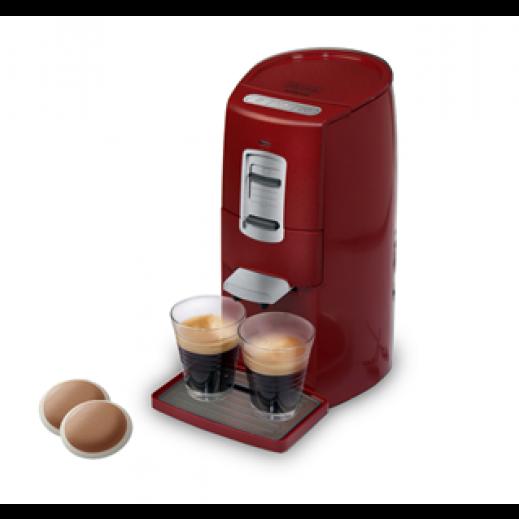 إنفينتوم – محضرة القهوة 1500 واط - أحمر