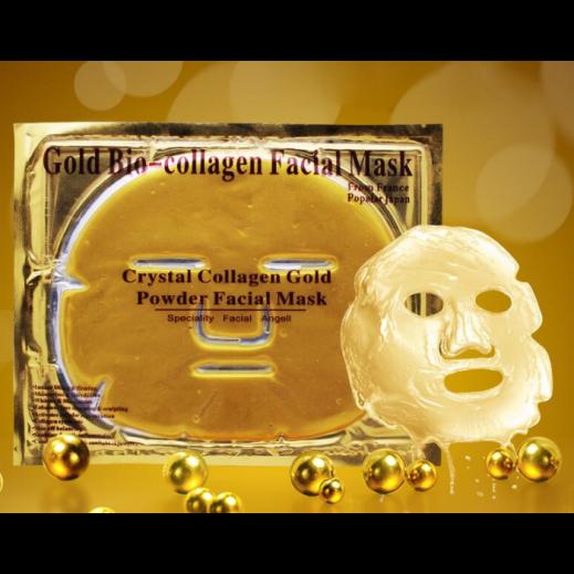 جولد بايو - ماسك الذهب والكولاجين للوجه