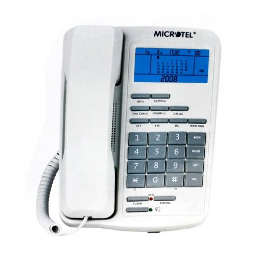 ميكروتيل – تليفون بشاشة ديجيتال