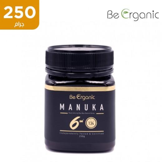 بي اورجانك عسل 6+ UMF المانوكا 250 جم