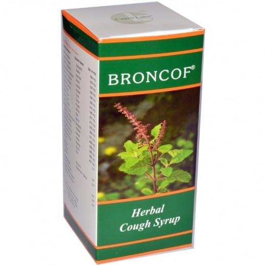 برونكوف – شراب برونكوف بالأعشاب لعلاج الكحة 150 مل