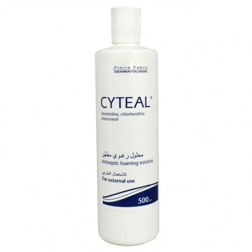 سيتيال- غسول مضاد للبكتيريا والفطريات في جميع أنحاء الجسم 500 مل