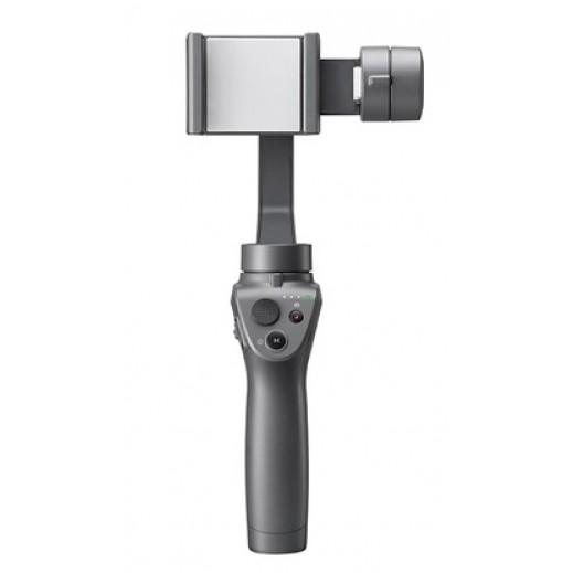 دي جي - عصا السلفي Osmo Mobile 2 - أسود - يتم التوصيل بواسطة Digital World Exh