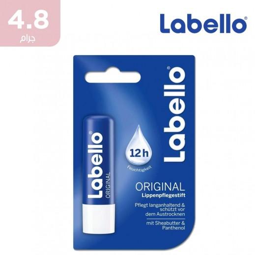 لابيللو_بلسم مرطّب للشفاه الأصلي مع زبدة الشيا 4.8 جم