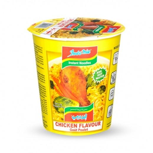 إندومي – شعيرية سريعة التحضير بنكهة الدجاج - كوب 60 جم