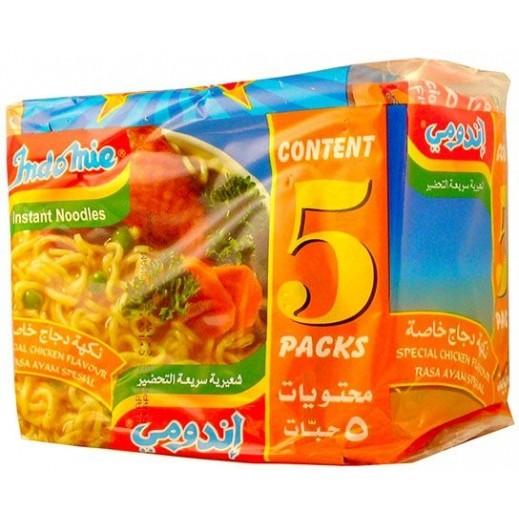 Indomie Special Chicken Noodles 5 x 75 g