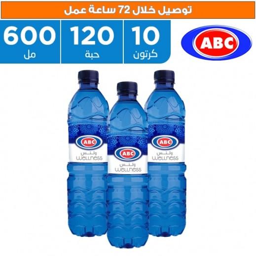 أي بي سي - مياه شرب ولنس 120 × 600 مل - يتم التوصيل بواسطة ABC خلال 72 ساعة عمل
