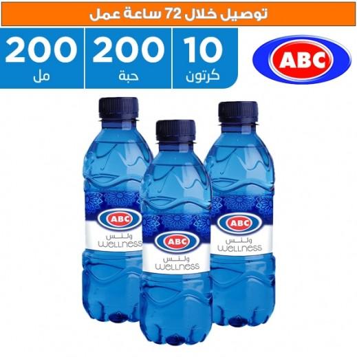 أي بي سي - مياه شرب ولنس 200 × 200 مل - يتم التوصيل بواسطة ABC خلال 72ساعة عمل