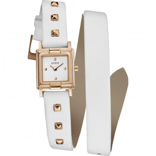 جيس - ساعة يد للنساء، أبيض - يتم التوصيل بواسطة Beidoun