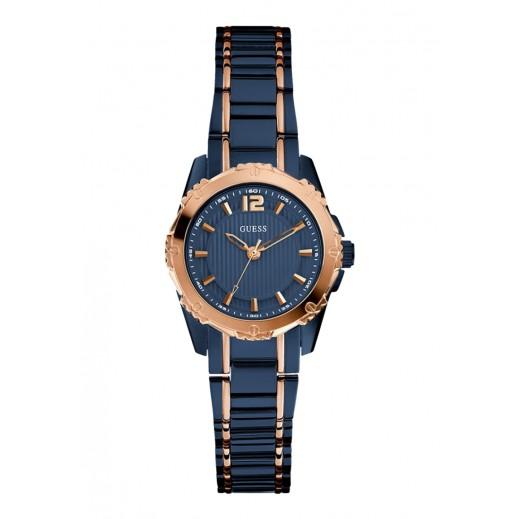 جيس - ساعة يد معدنية للنساء - يتم التوصيل بواسطة التوصيل بعد 3 أيام عمل بواسطة بيضون