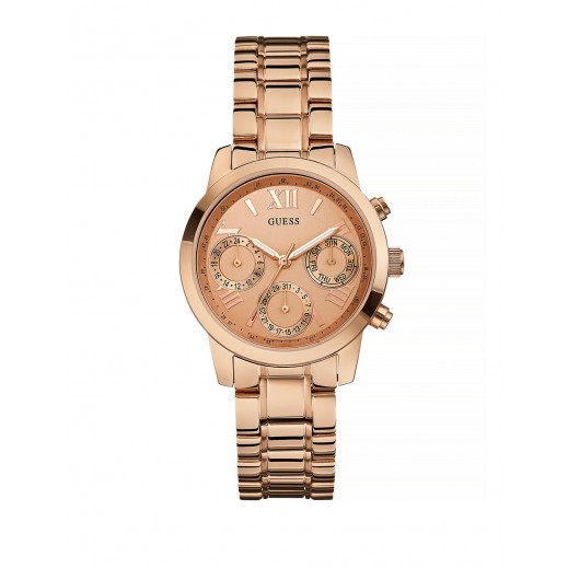جيس - ساعة يد للنساء، روز جولد - يتم التوصيل بواسطة Beidoun