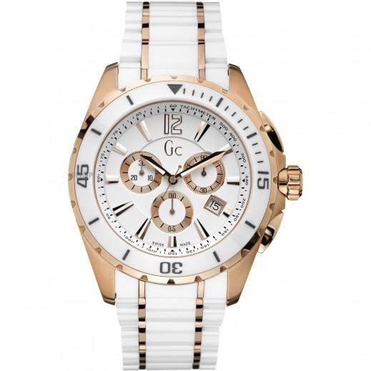 """جي سي - """"سبورت كرونوجراف"""" ساعة يد للرجال  - يتم التوصيل بواسطة Beidoun"""