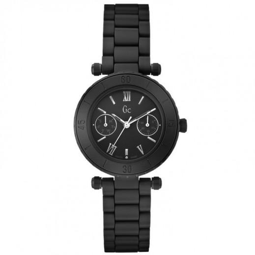 """جي سي - """"شيك"""" ساعة يد للنساء  - يتم التوصيل بواسطة Beidoun"""