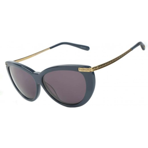 تشيلي بينز نظارة شمسية كلاسيكية للسيدات أزرق رمادى  - يتم التوصيل بواسطة F3 Sunglasses