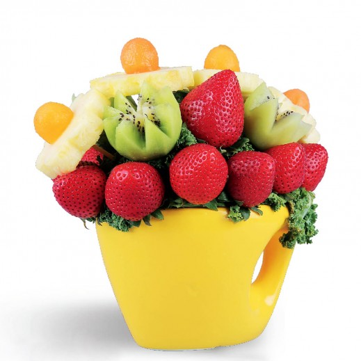 أوقات الأحتفالات - يتم التوصيل بواسطة Fruit Art