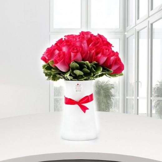 بينكى جوري - يتم التوصيل بواسطة Gate Of Flowers