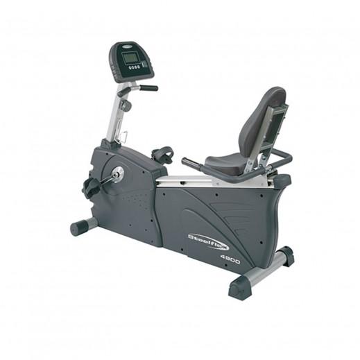 ستيل فلكس – دراجة التمارين الرياضية الأفقية - يتم التوصيل بواسطة جيم دكتور خلال 2 أيام عمل