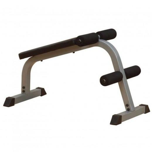بودي سوليد – مقعد التمارين الرياضية لتقوية عضلات البطن والخصر - يتم التوصيل بواسطة جيم دكتور خلال 2 أيام عمل