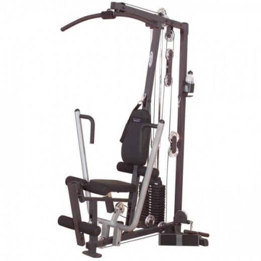 بودى سولد جهاز متكامل للتمارين الرياضية - يتم التوصيل بواسطة Gym Doctor